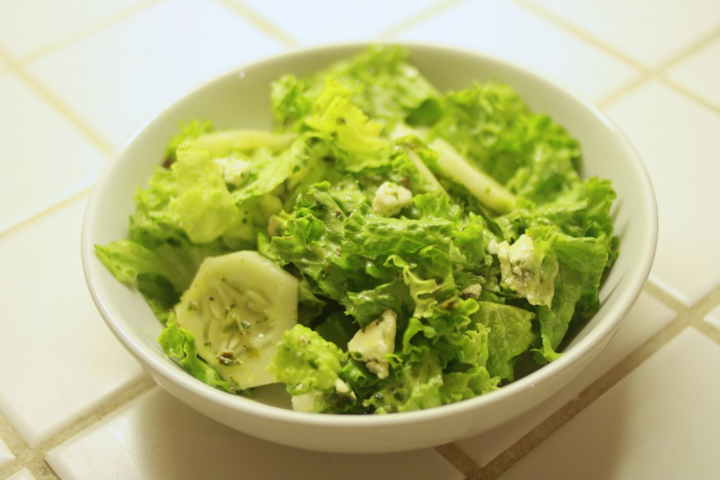 simple-green-salad